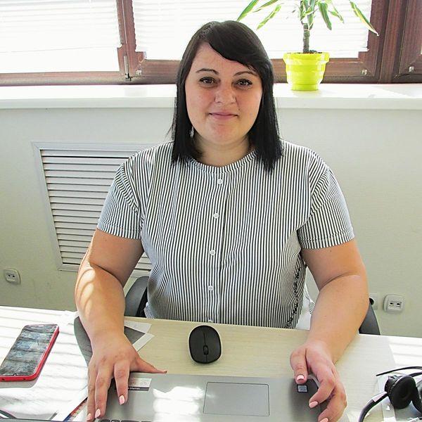 Гончаренко Кристина