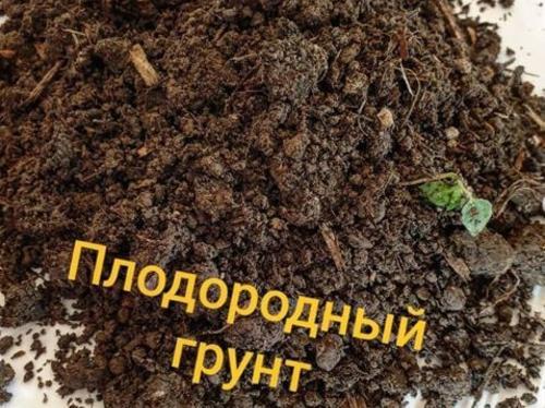 Купить плодородный грунт в Москве