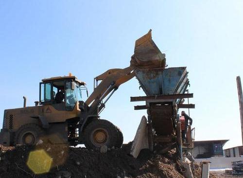 Вывоз строительного мусора Троицк
