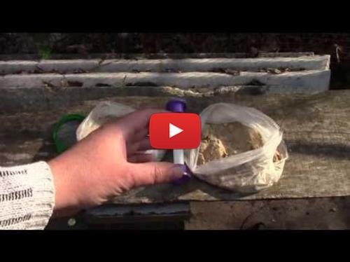 Embedded thumbnail for Песок речной